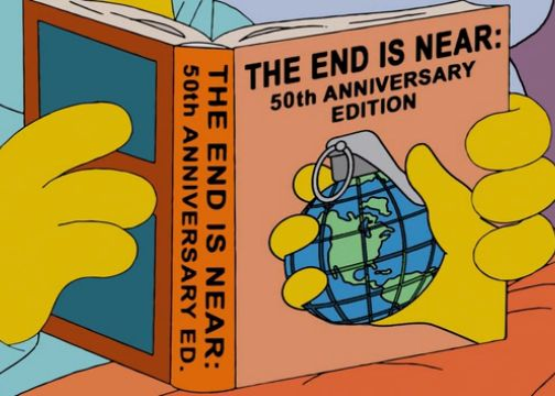 The End of the World - 50th Anniversary Edition