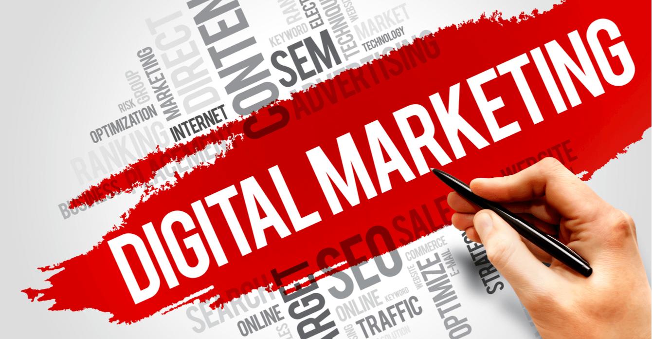 Digital Marketing cloud, SEO, SEM, SEA, content, etc.