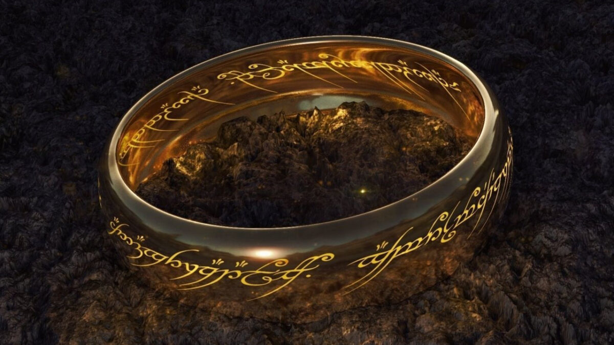 LOTR One Ring to rule them all