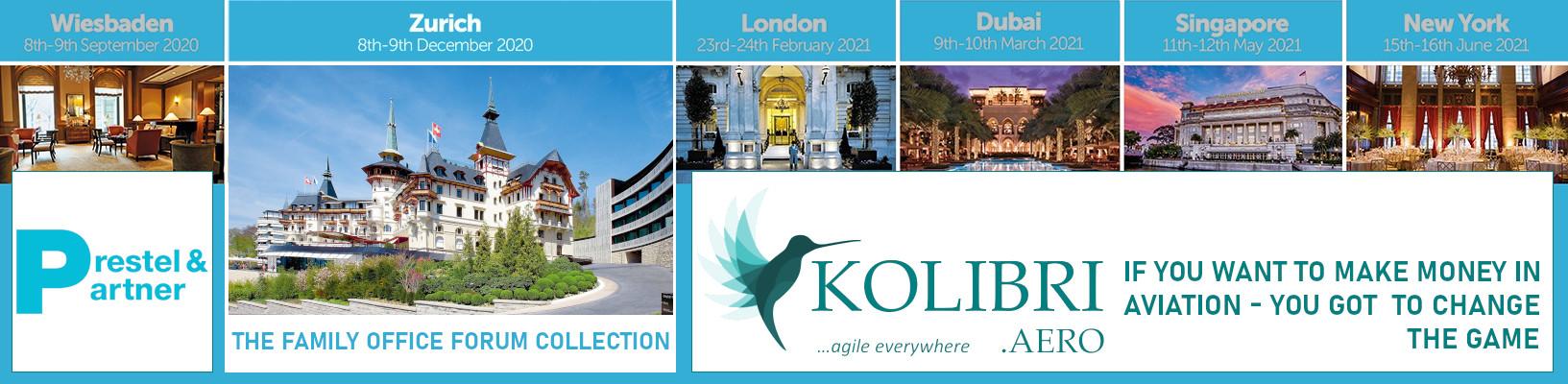 Kolibri @ Prestel&Partner Zurich December 2020