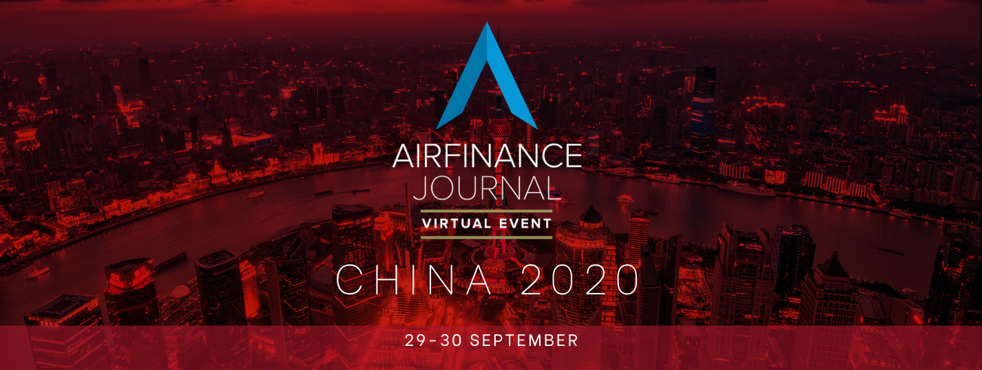 Airfinance Journal 2020 China virtual event