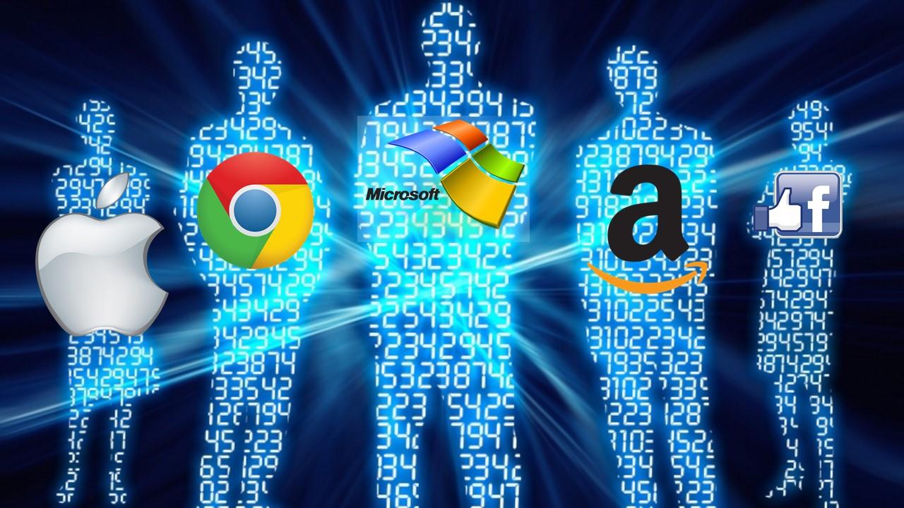 Amazon Apple Facebook Google Microsoft