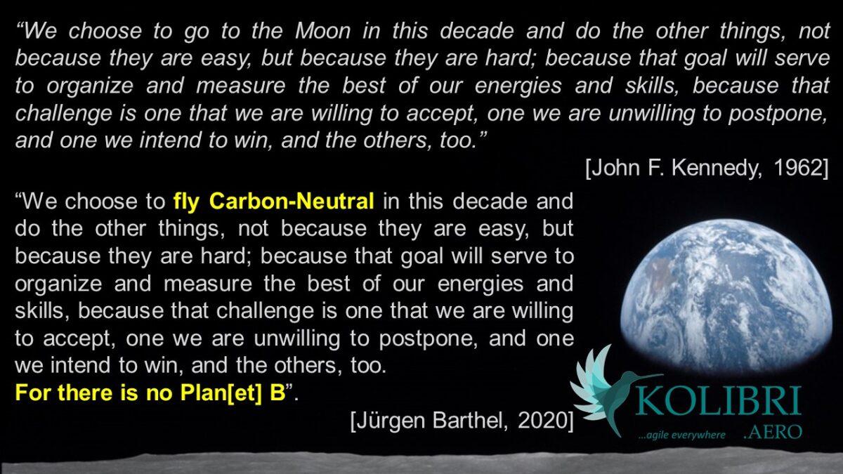Go Carbon-Neutral This Decade
