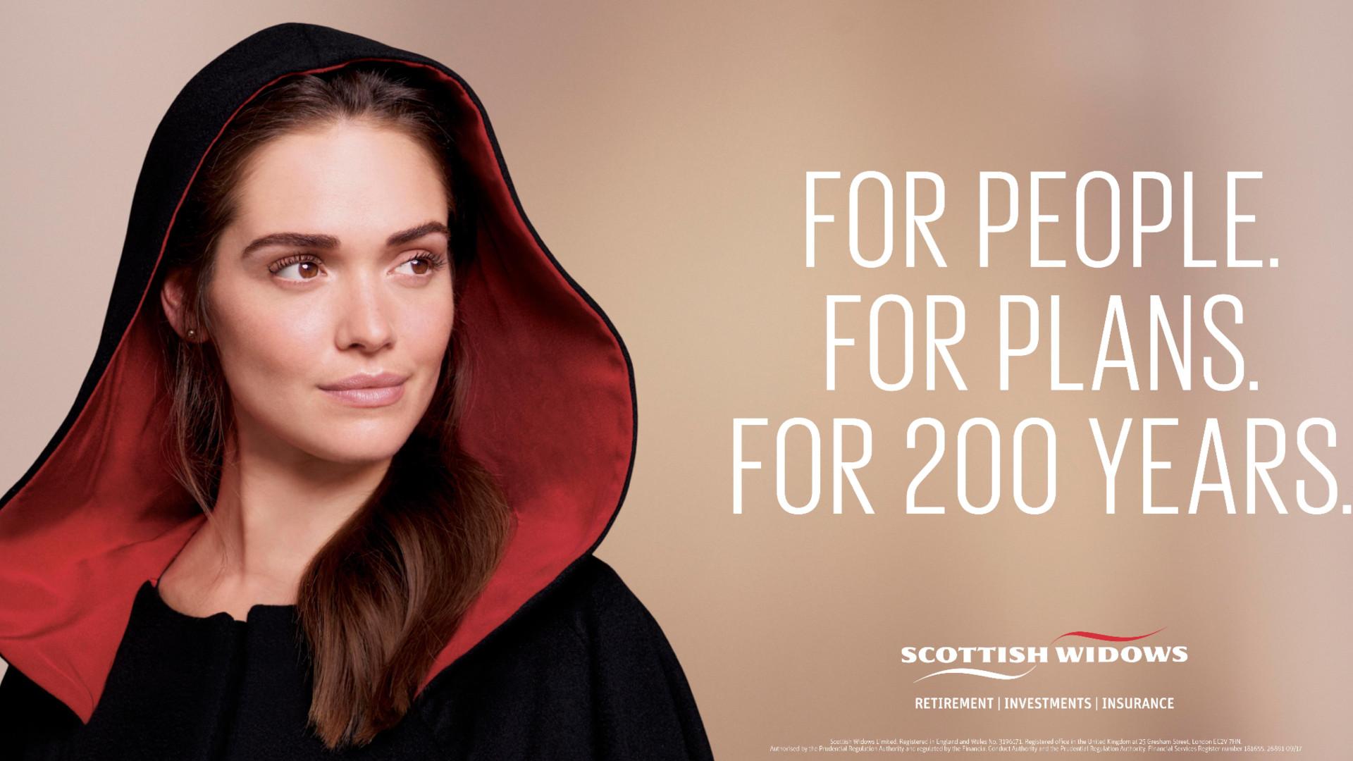 Scottish Widows For 200 Years