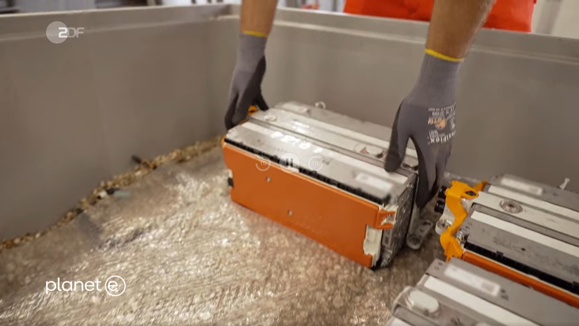 eMobility Battery Recycling