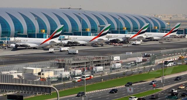 A380 Terminal DXB