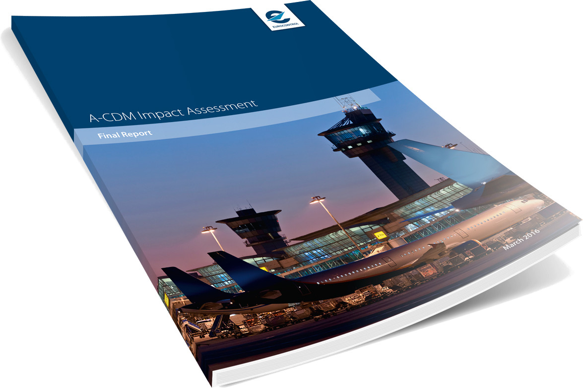 Eurocontrol A-CDM Impact Assessment Report