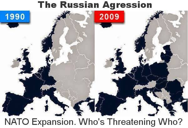 NATO expansion 1990-2009