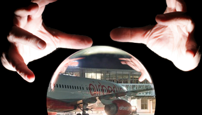 Crystal Ball Aviation Network Planning