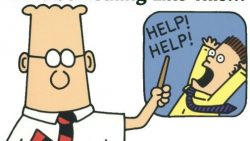 Dilbert Disaster Recovery