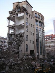 Crumbling Facades