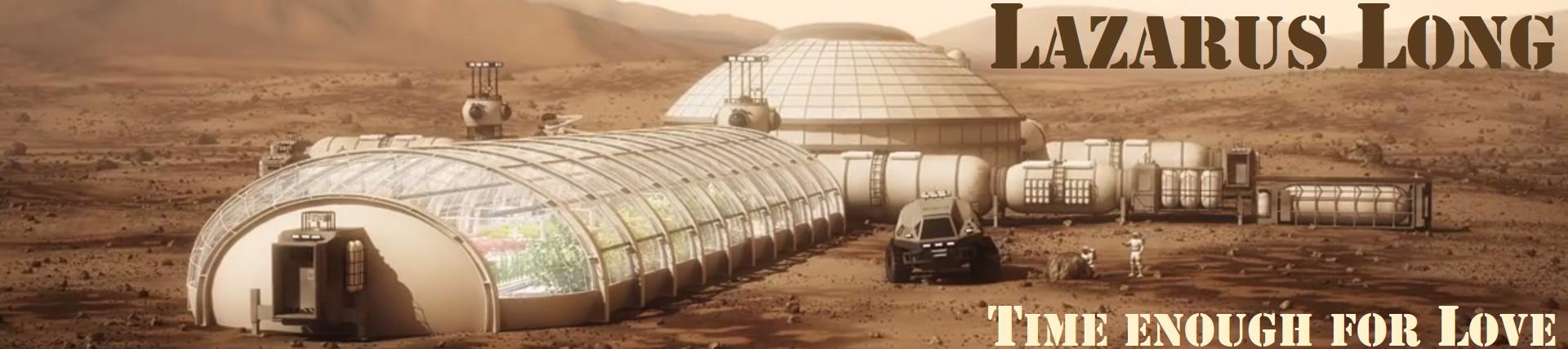 Mars image by Bryan Versteeg