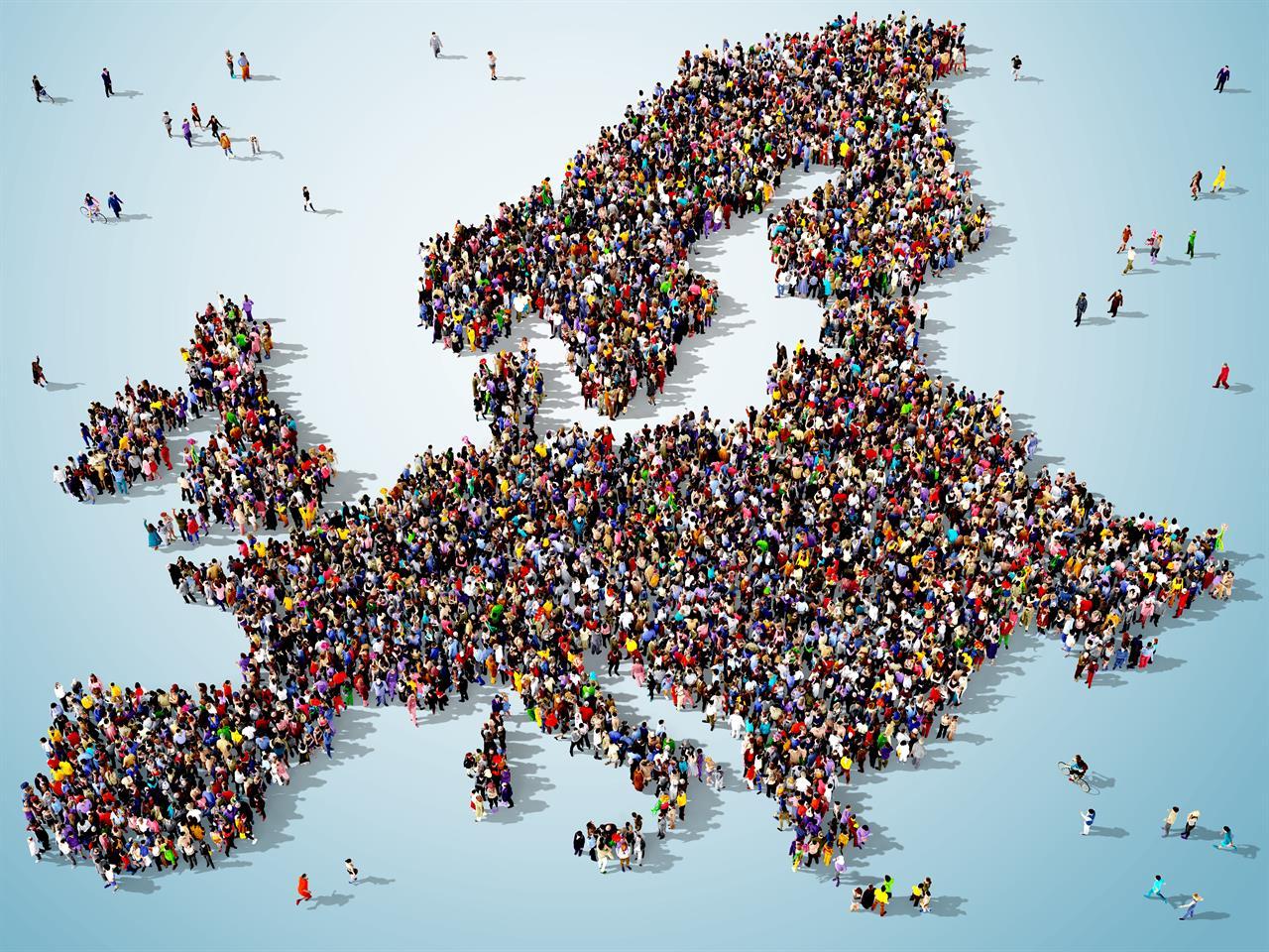 European population