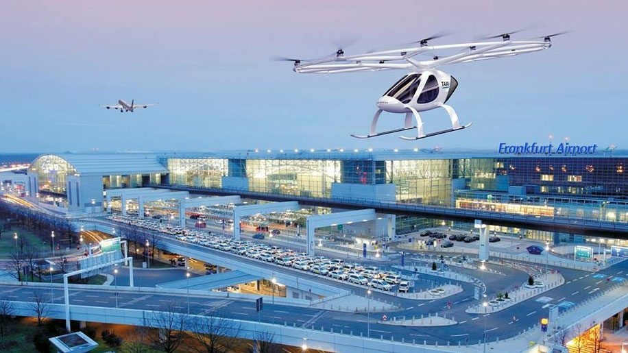 Fraport Velocopter