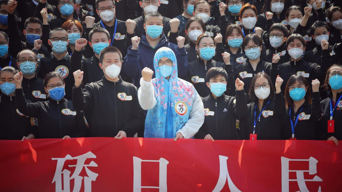 The Times: Wuhan no new virus cases