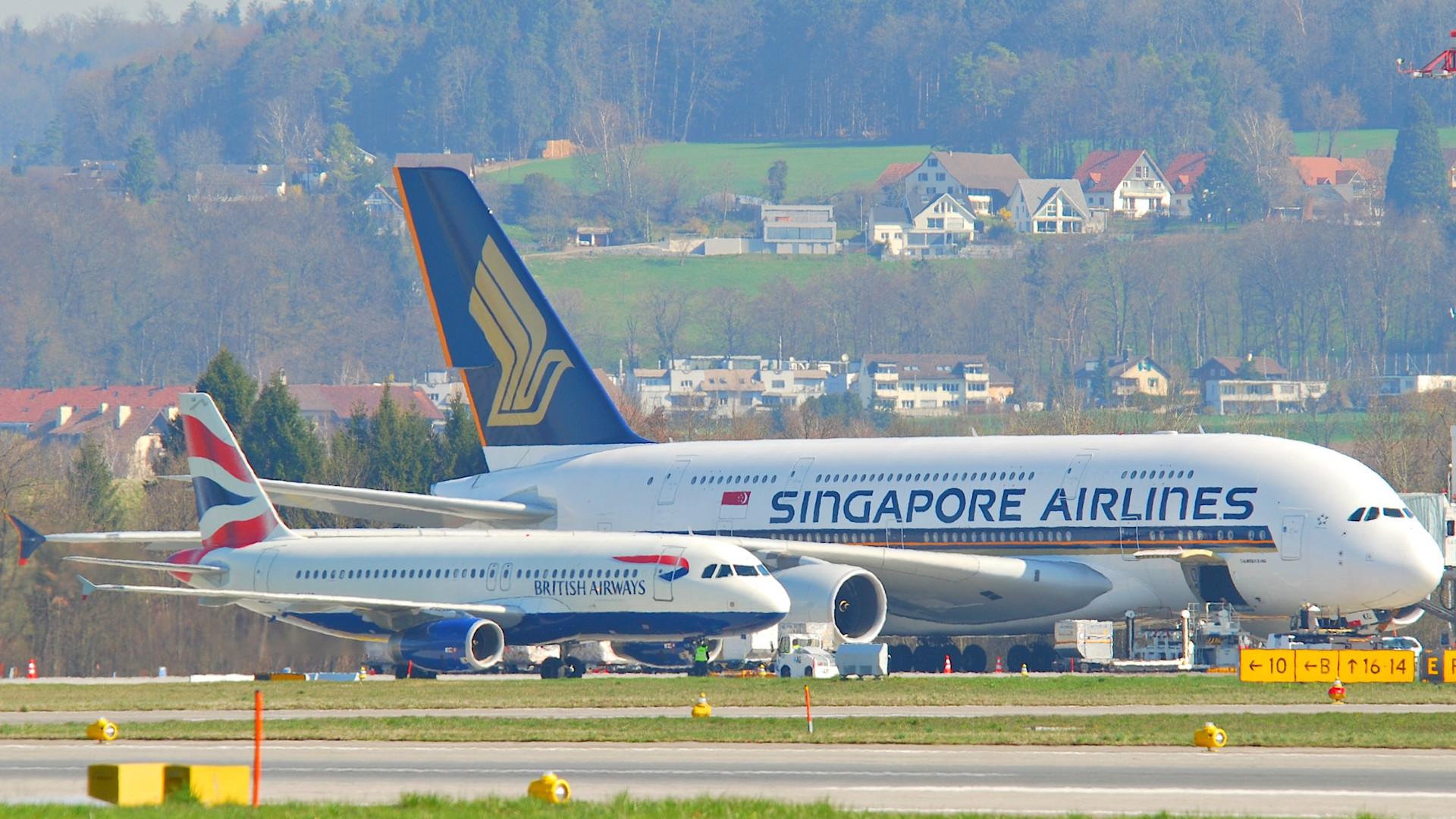 A320 A380