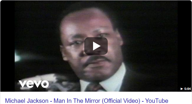 The Man in the Mirror (Michael Jackson)
